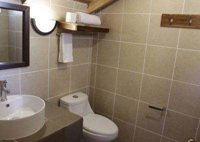 Casa Gaia - Baño Habitación Doble Individual