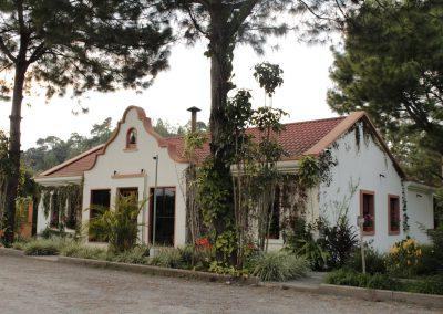 Casa Gaia - Edificio Recepción