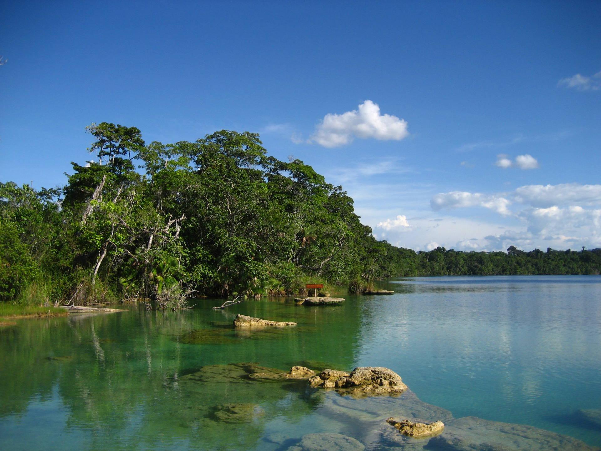 Reserva Laguna de Lachuá