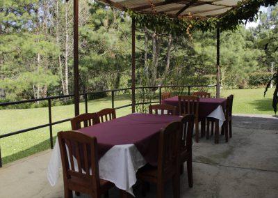 Casa Gaia - Terraza Restaurante